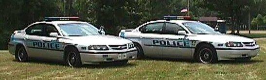 Mantua Police Cruisers